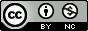 CC BY-NC logo